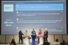 Podiumsdiskussion mit Live-Chat