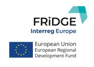 Fridge Interreg Europe Projekt Logo