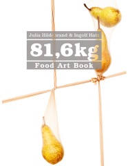Cover Food Art Book